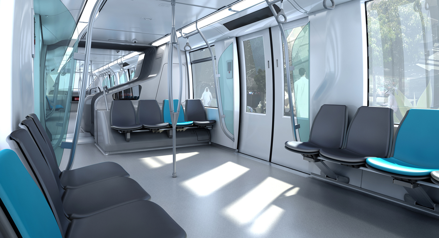 DGDESIGN — Monorail 300